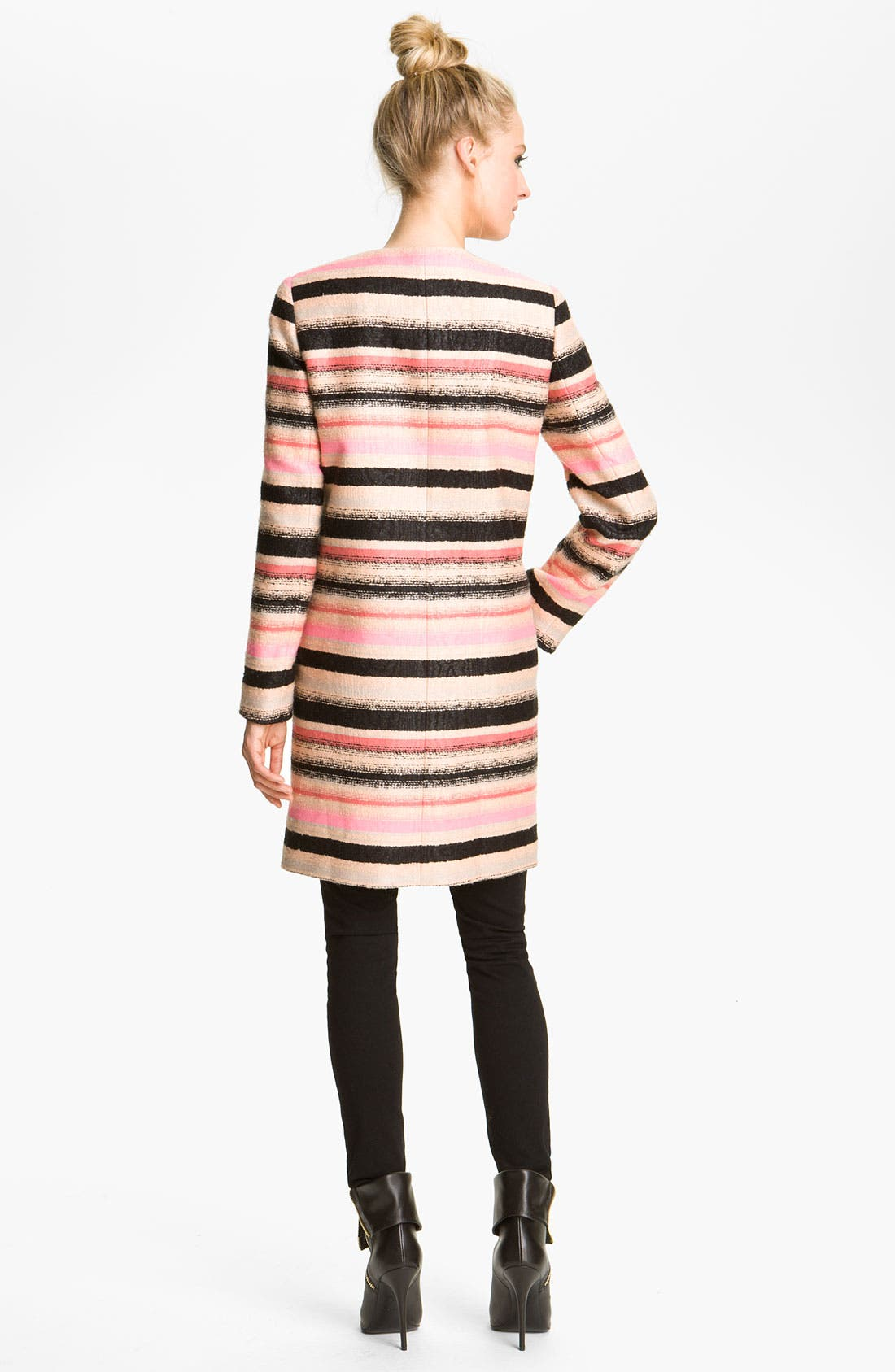Alternate Image 2  - MSGM Stripe Tweed Jacket