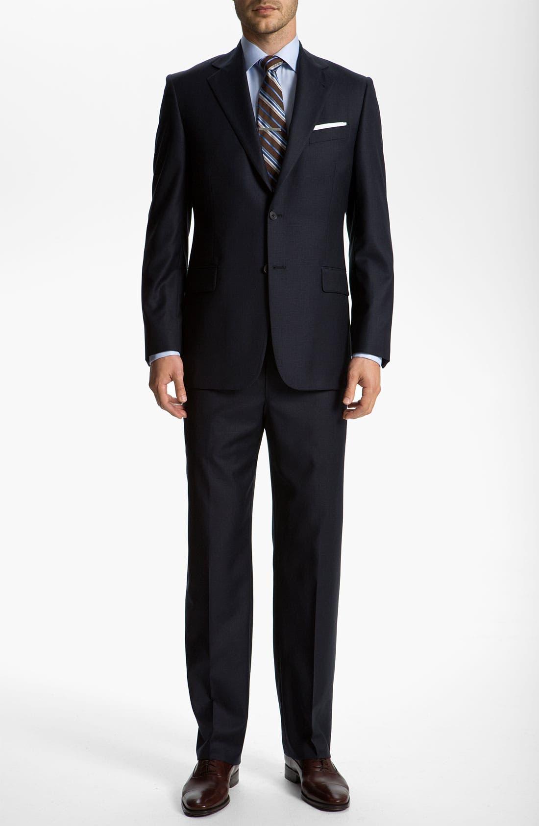 Alternate Image 2  - Joseph Abboud 'Signature Silver' Suit