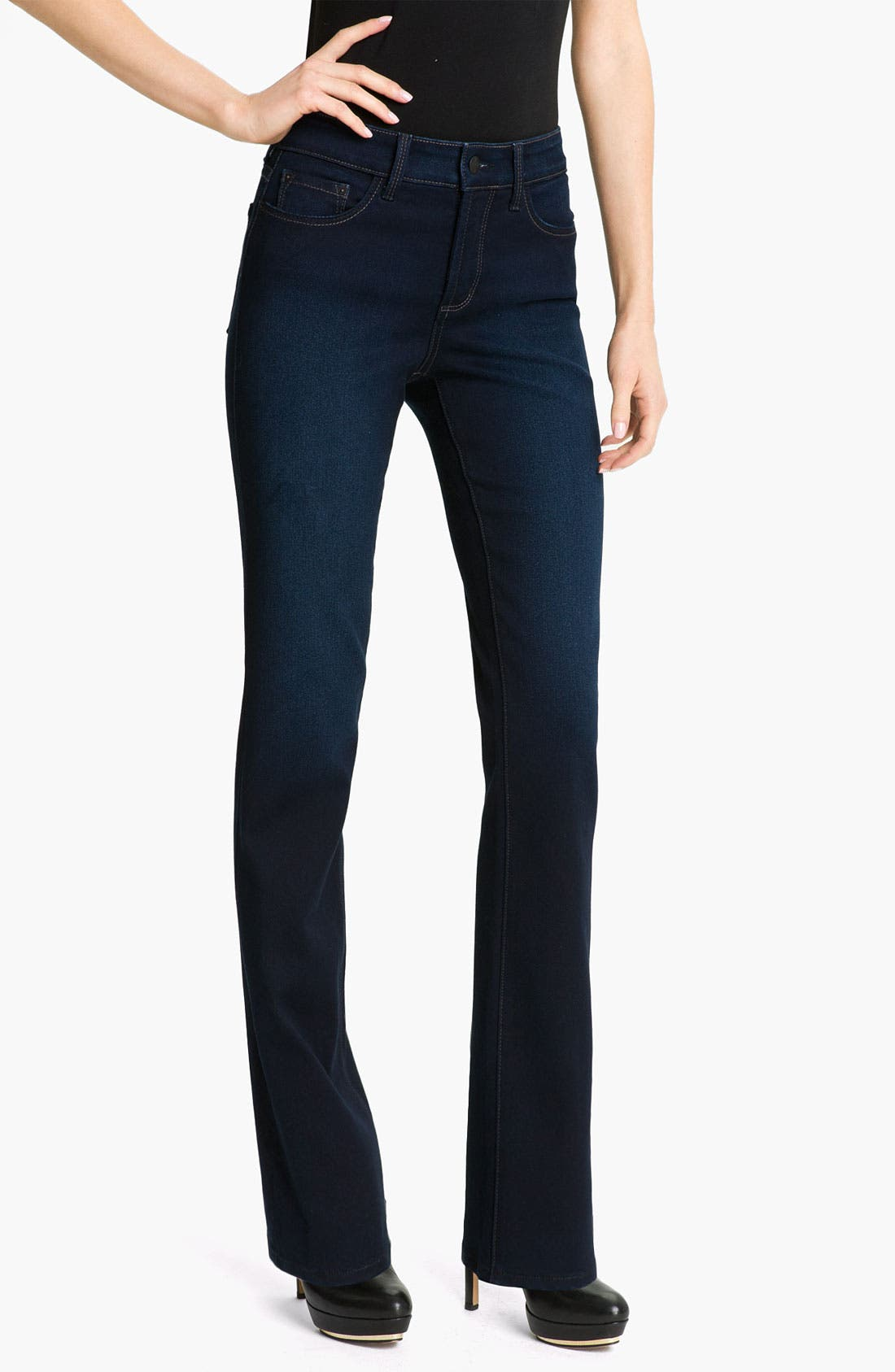 Alternate Image 1 Selected - NYDJ 'Barbara' Bootcut Jeans