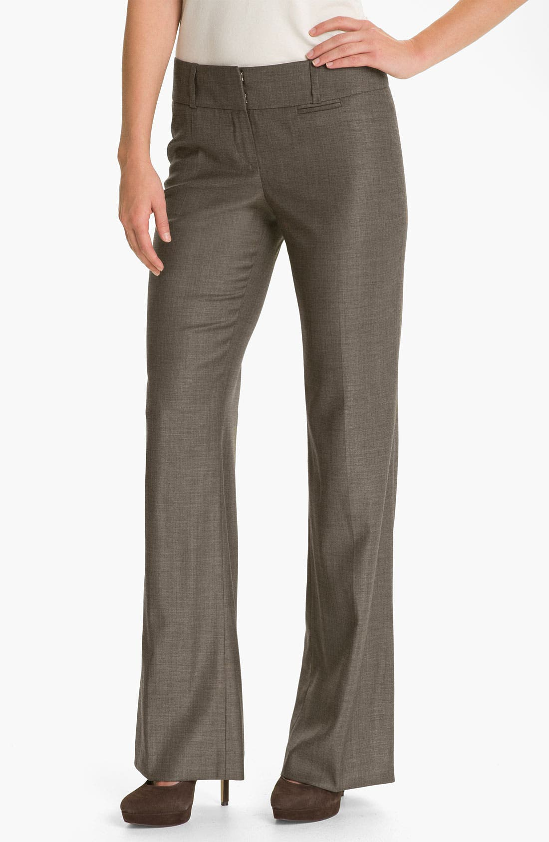 Alternate Image 1 Selected - BOSS Black 'Tuliana' Pants