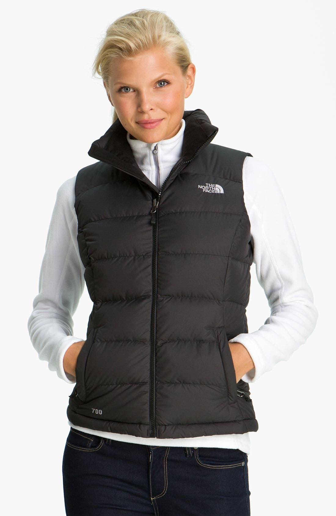Alternate Image 1 Selected - The North Face 'Nuptse 2' Quilted Down Vest