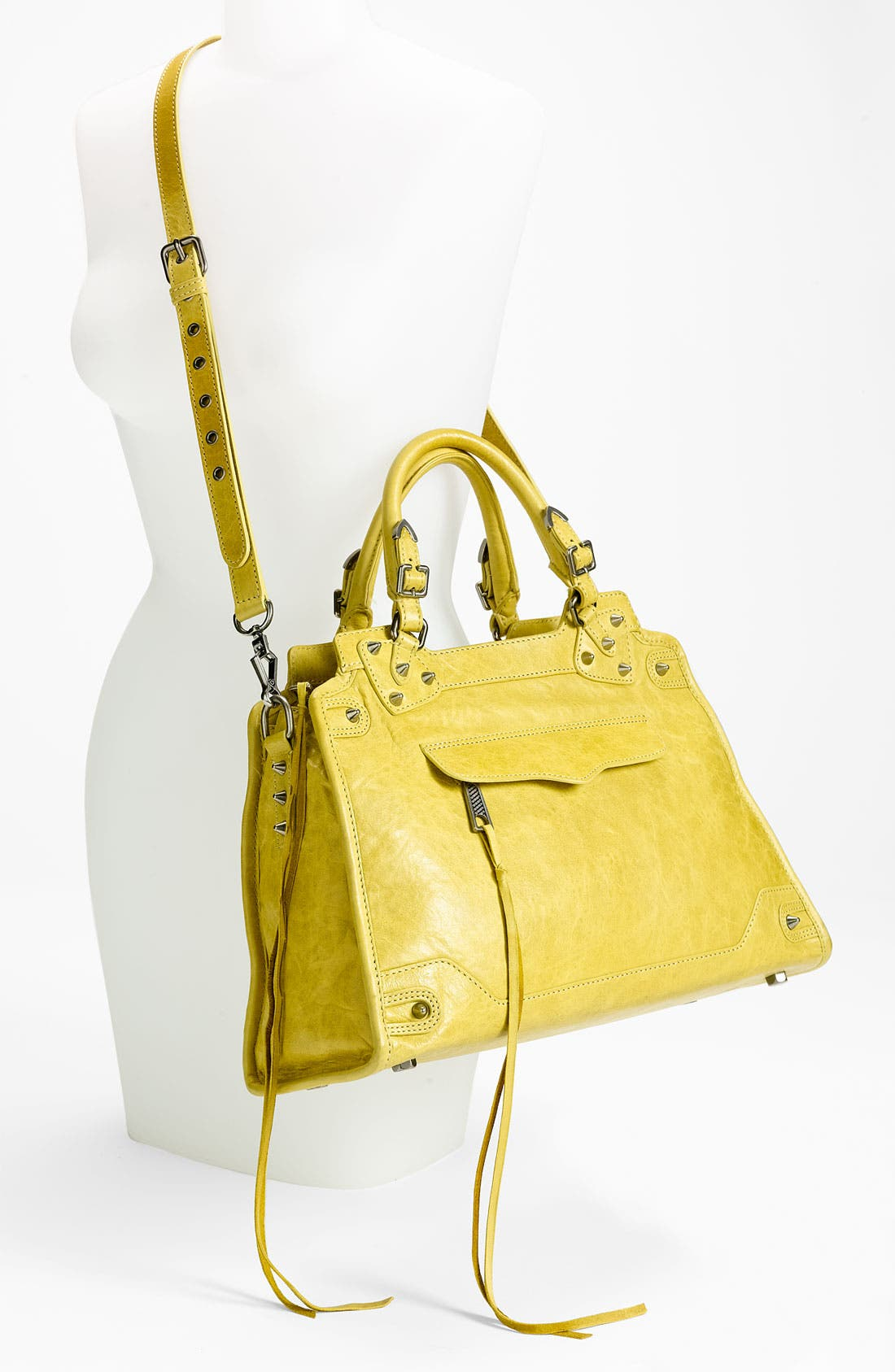 Alternate Image 2  - Rebecca Minkoff 'Desire' Studded Satchel