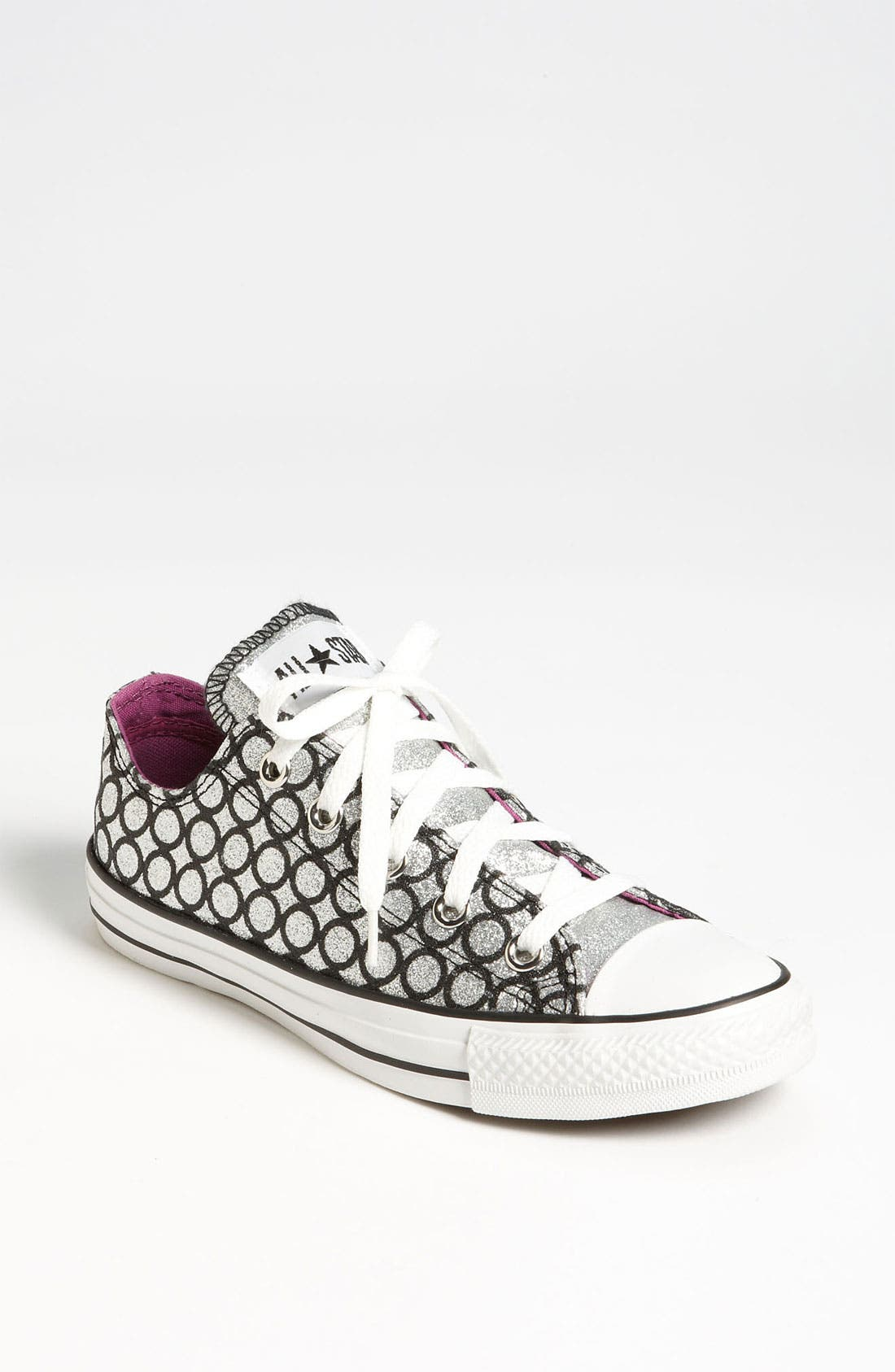 Main Image - Converse Chuck Taylor® 'All Star® Circle Dots' Sneaker (Women)