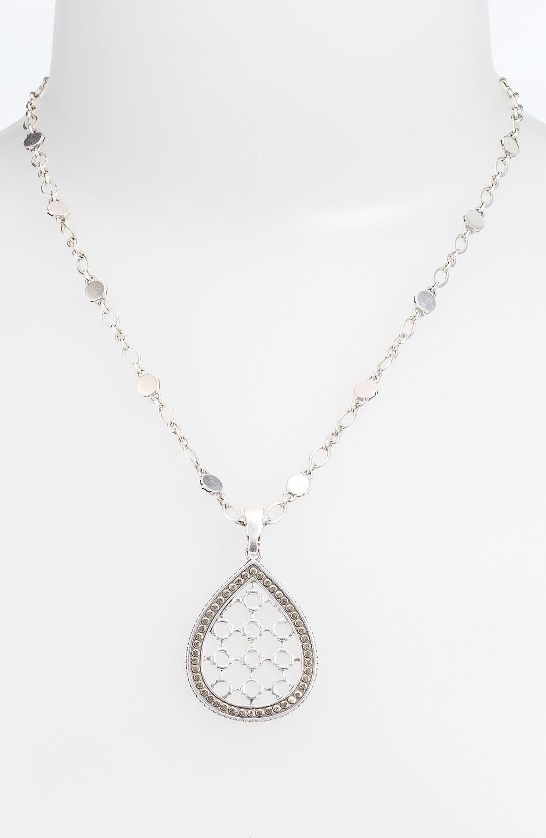 Main Image - John Hardy 'Dot' Pendant Necklace