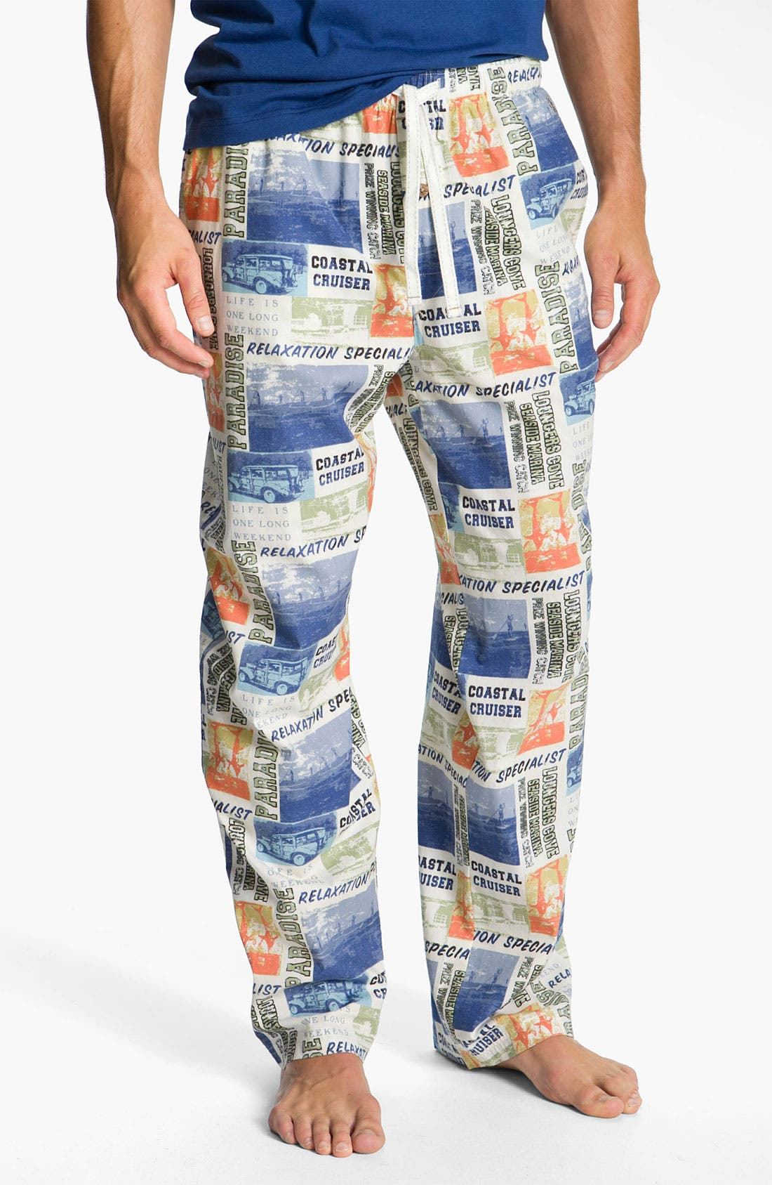 Alternate Image 1 Selected - Tommy Bahama 'World Traveler' Pants