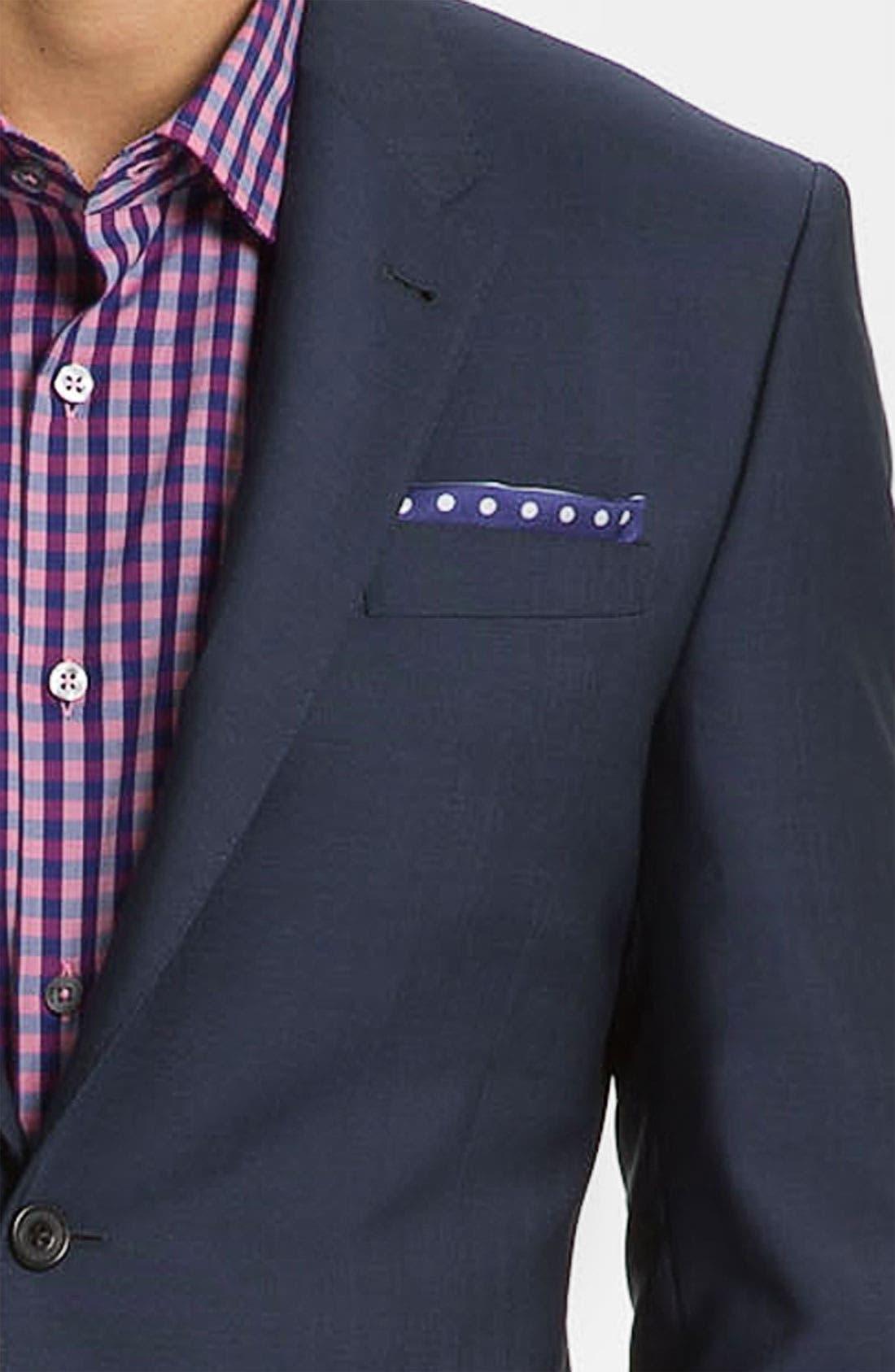 Alternate Image 6  - Paul Smith London Wool & Mohair Suit