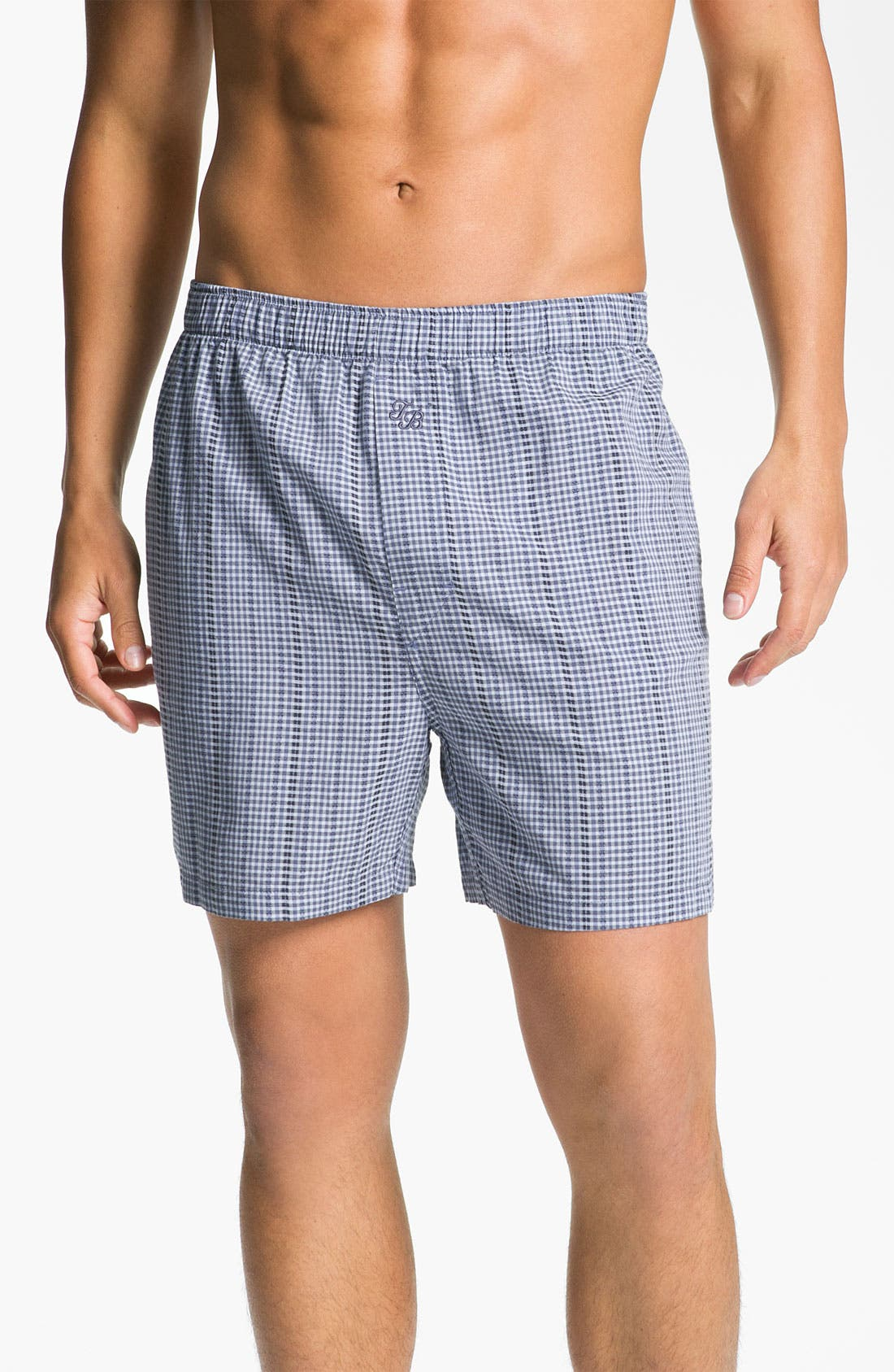 Alternate Image 2  - Tommy Bahama Print Boxers (Assorted 2-Pack)