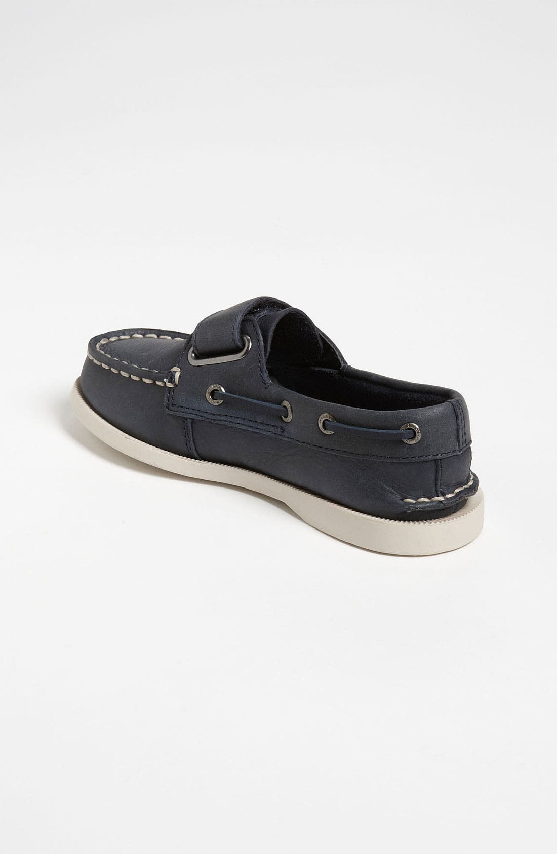 Alternate Image 2  - Sperry Top-Sider® Kids 'Authentic Original' Boat Shoe (Walker, Toddler & Little Kid)