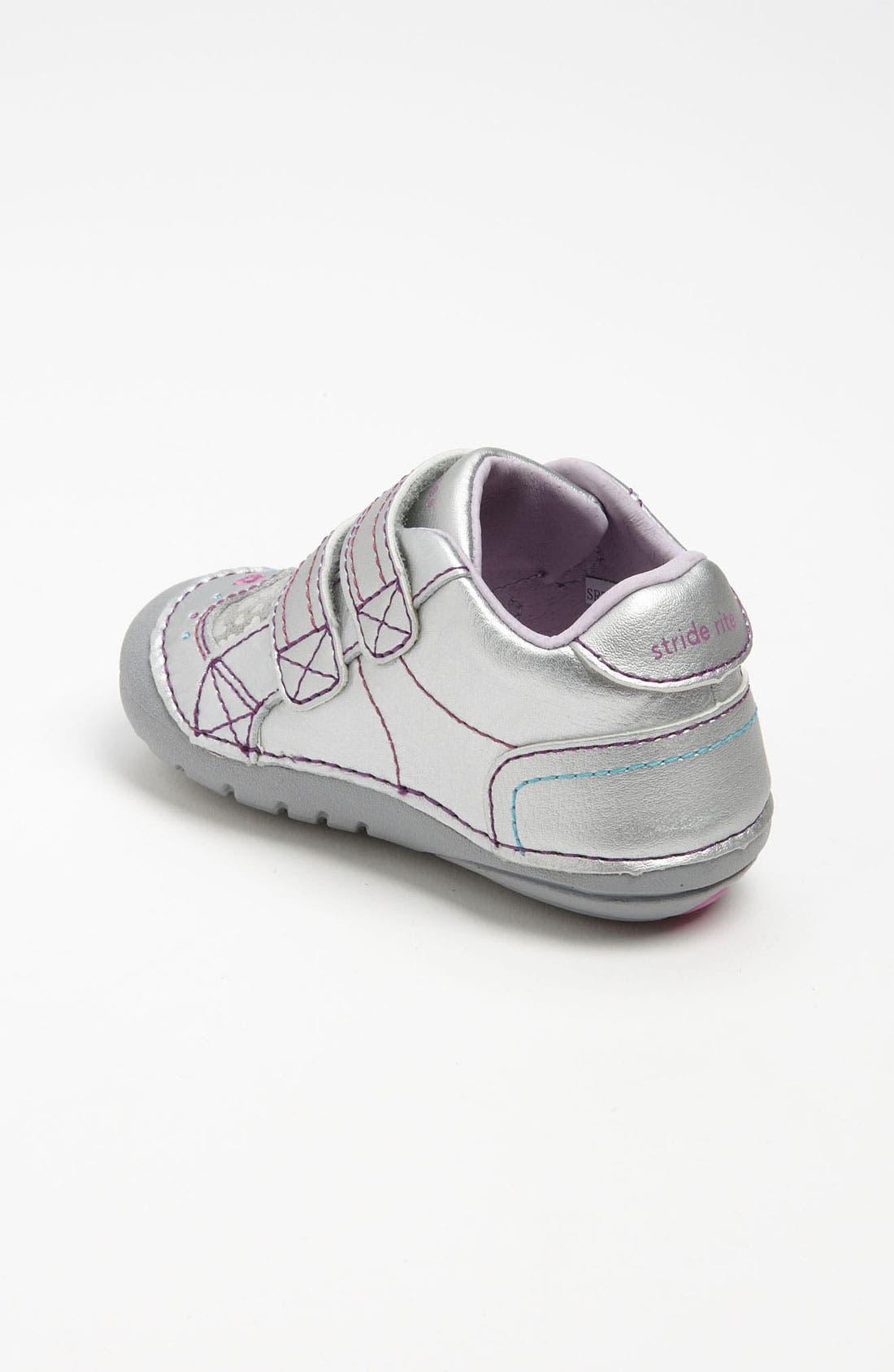 Alternate Image 2  - Stride Rite 'Gloria' Sneaker (Baby & Walker)