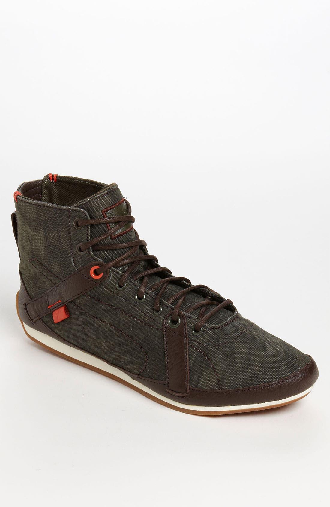 Alternate Image 1 Selected - PUMA 'Vettura Classico' Mid High Top Sneaker (Men)