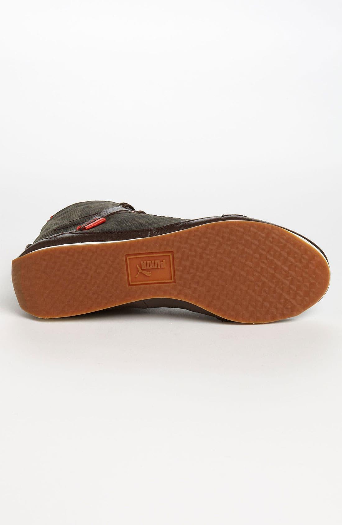 Alternate Image 4  - PUMA 'Vettura Classico' Mid High Top Sneaker (Men)
