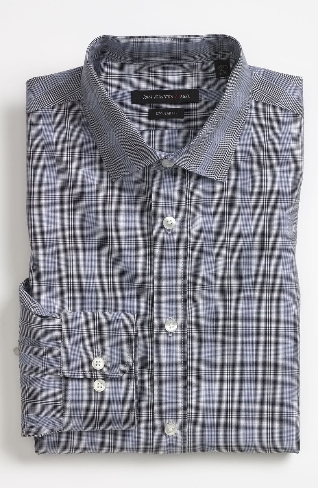 Main Image - John Varvatos Star USA Regular Fit Dress Shirt