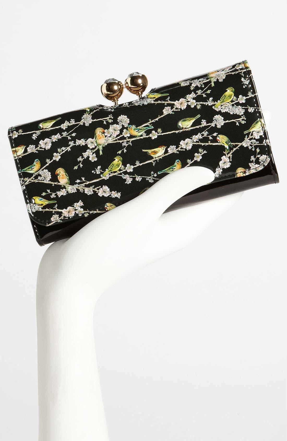 Alternate Image 2  - Ted Baker London 'Birdie Branch' Matinee Wallet