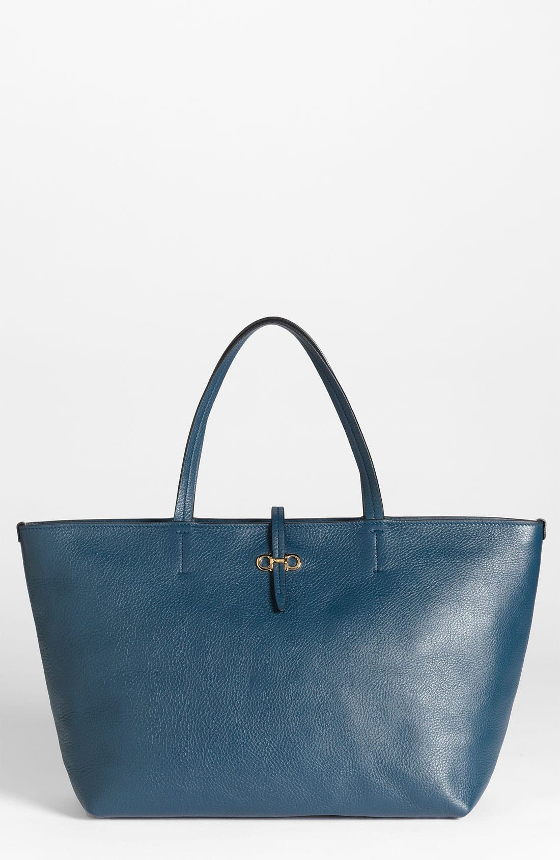 Main Image - Salvatore Ferragamo 'Bice' Leather Tote