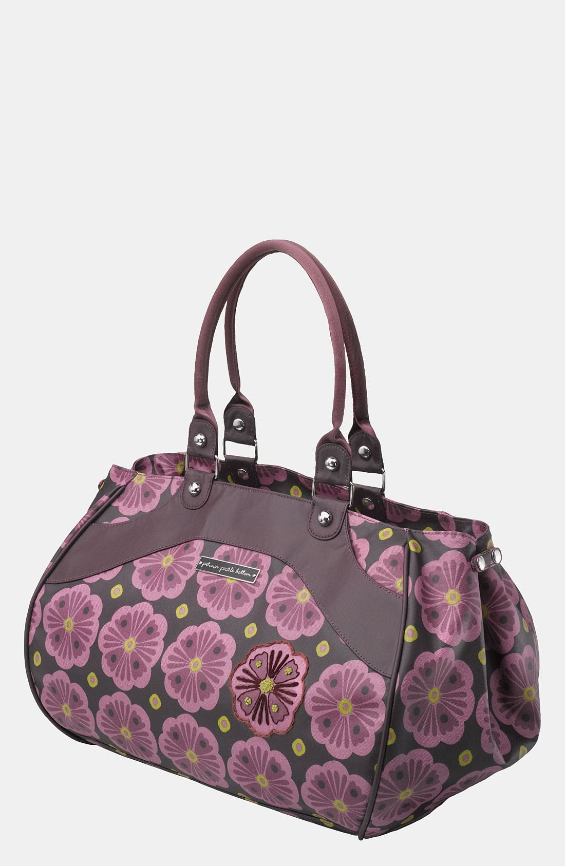 Alternate Image 1 Selected - Petunia Pickle Bottom 'Glazed Weekend' Diaper Bag