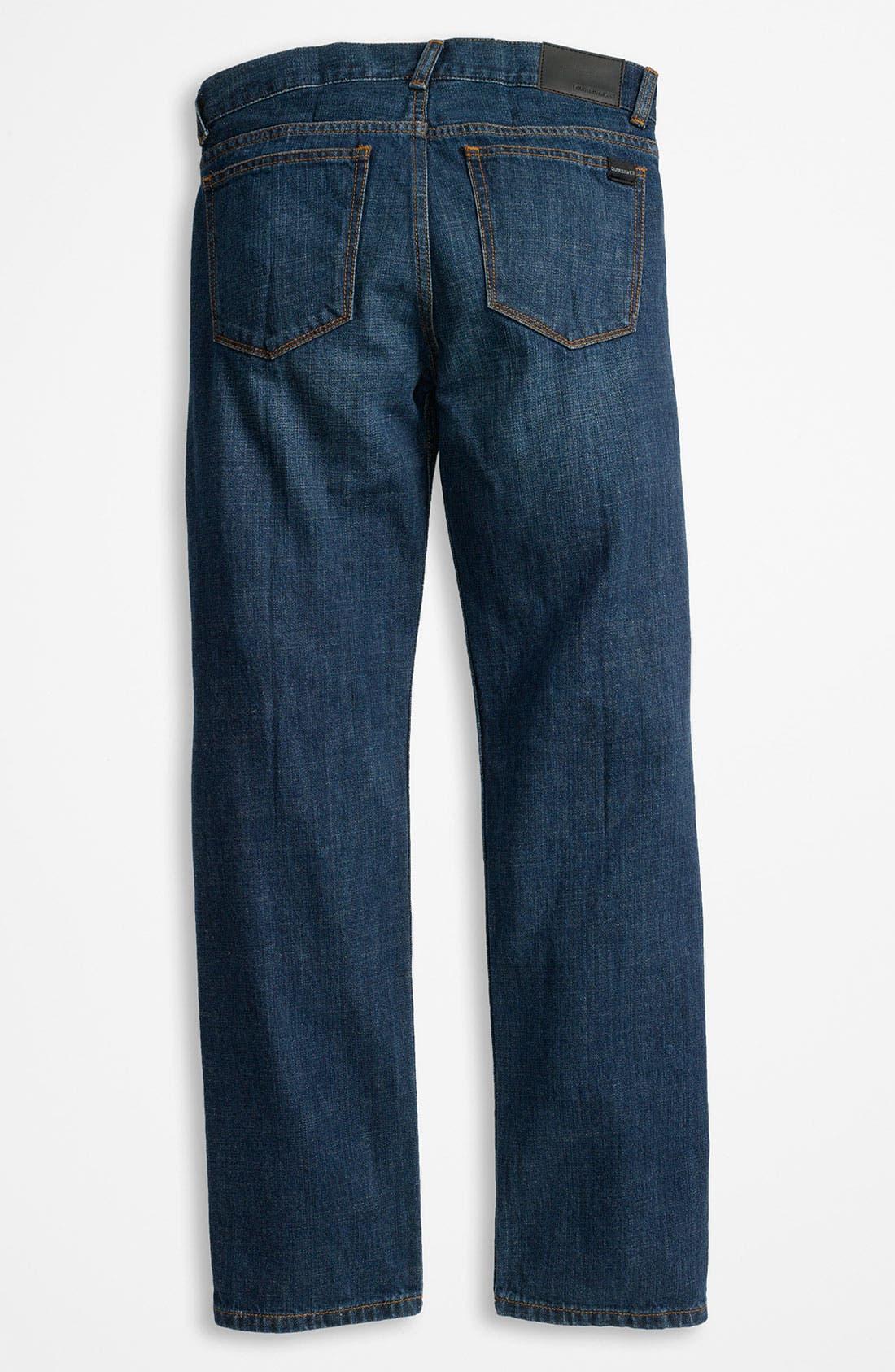 Main Image - Quiksilver 'Revolver' Jeans (Little Boys)