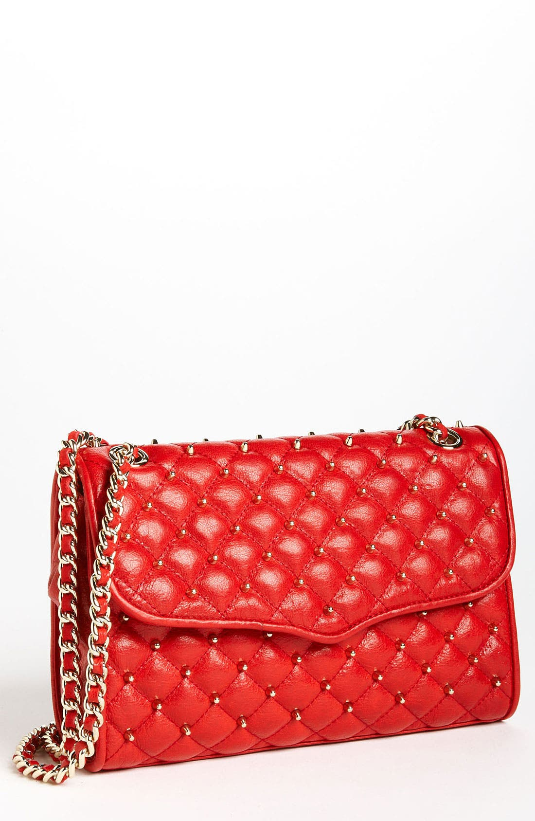 Alternate Image 1 Selected - Rebecca Minkoff 'Affair' Double Chain Shoulder Bag