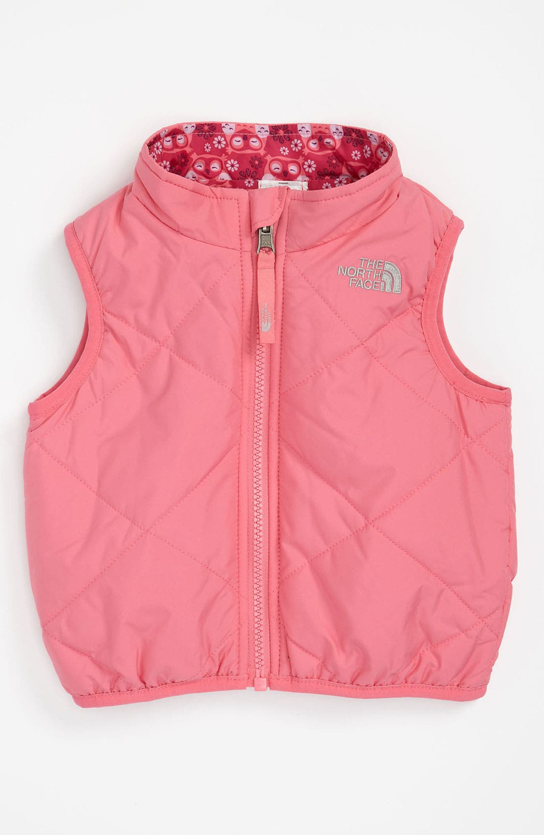 Main Image - The North Face 'Perrito' Reversible Vest (Infant)