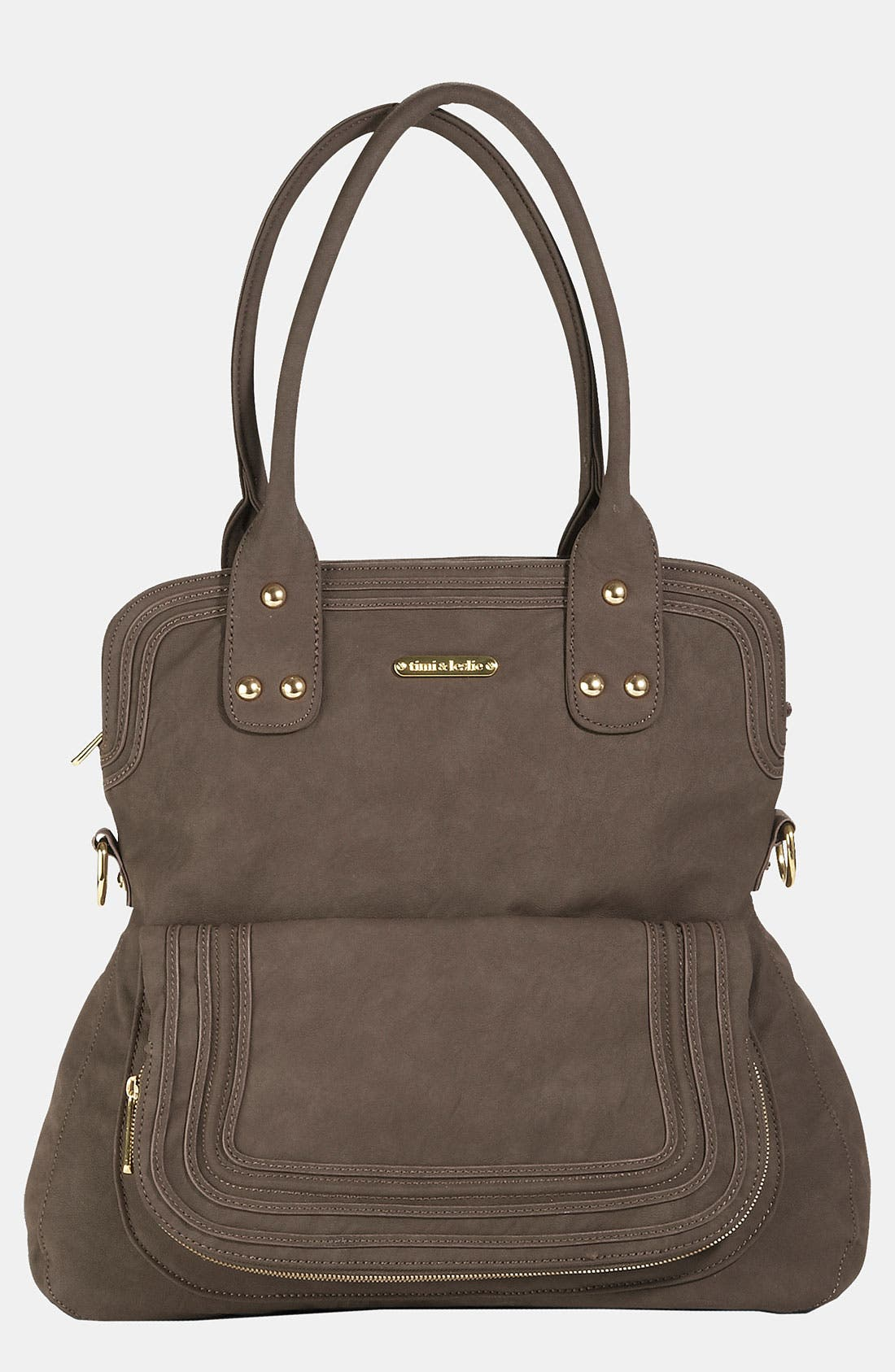 Alternate Image 1 Selected - Timi & Leslie 'Hayley' Diaper Bag