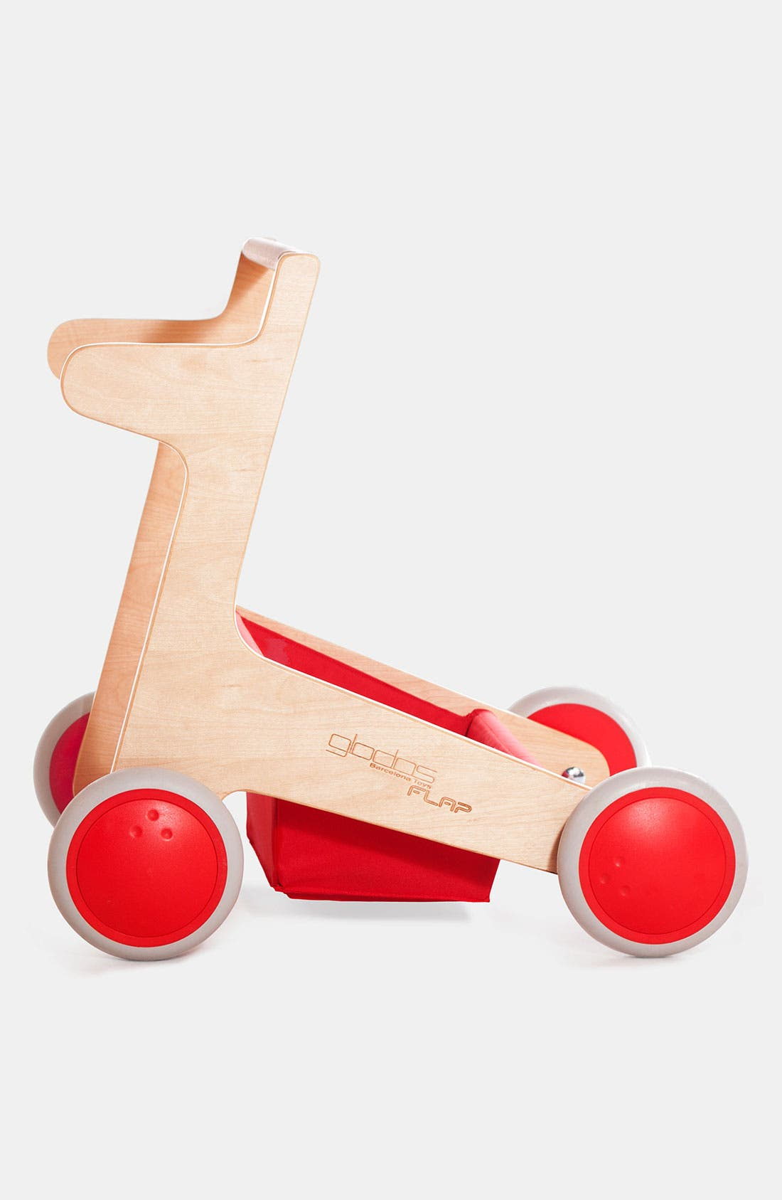 Alternate Image 1 Selected - Kid O 'Flap' Cart Walker (Baby & Toddler)