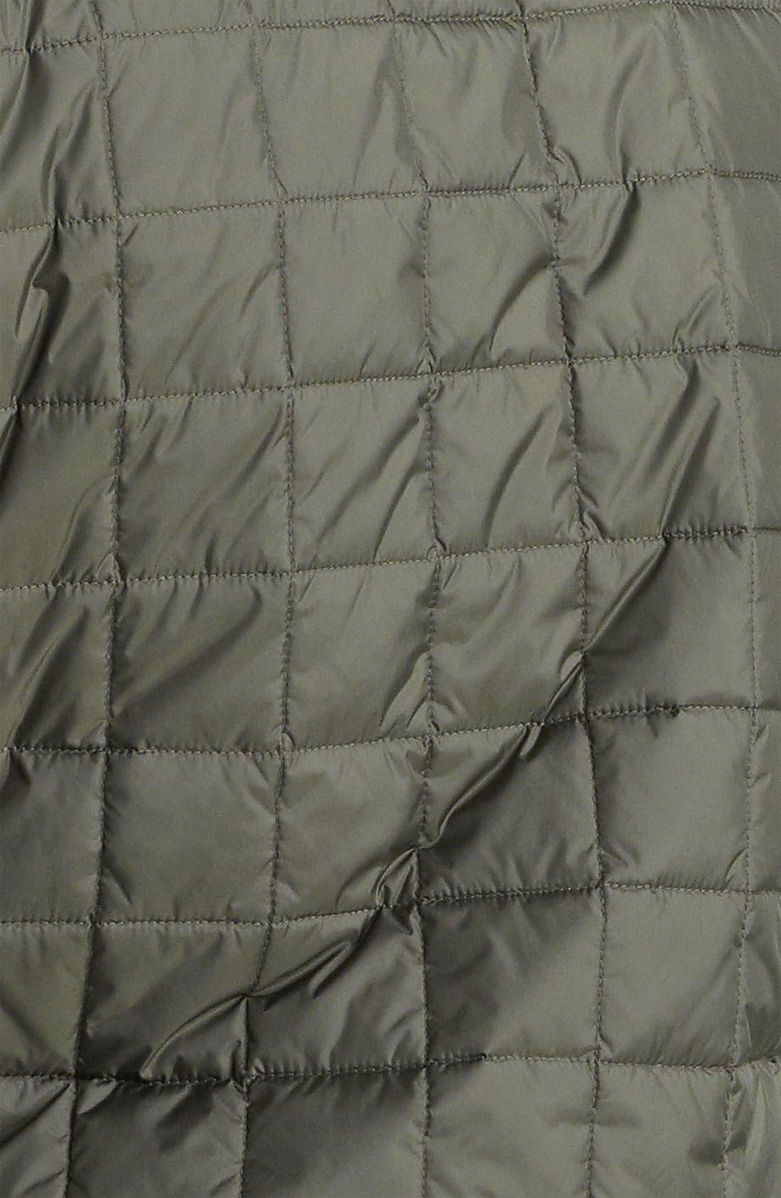 Alternate Image 3  - Zegna Sport Quilted Reversible Jacket