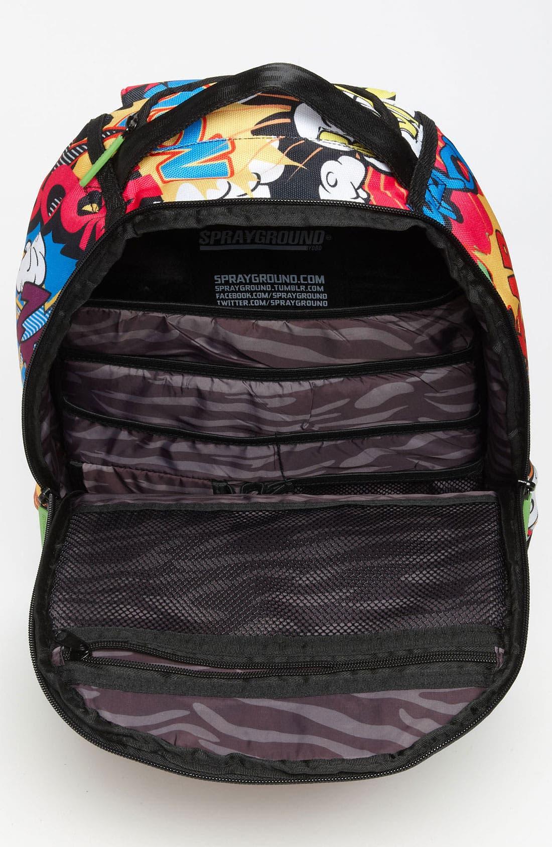 Alternate Image 3  - Sprayground 'POW' Backpack