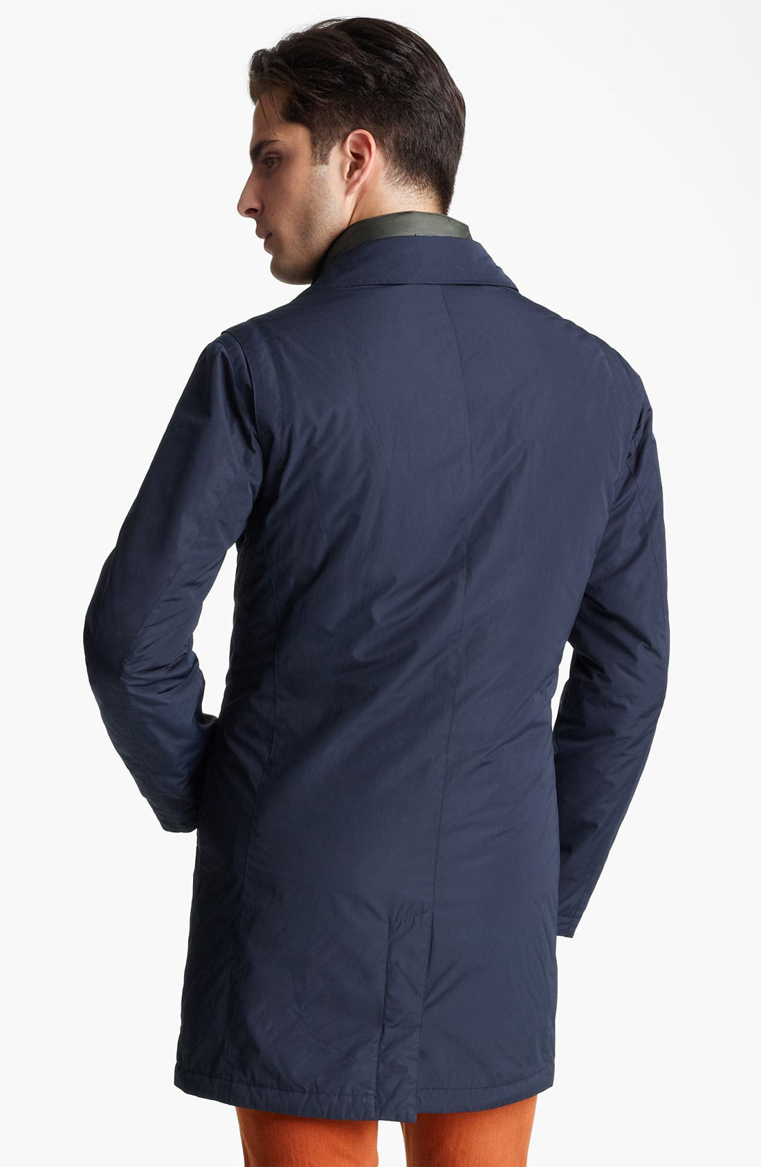 Alternate Image 2  - Zegna Sport 'City' Raincoat