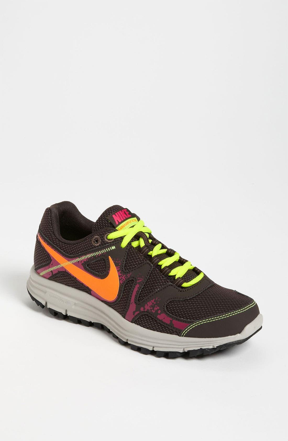 Alternate Image 1 Selected - Nike 'Lunarfly+ 3 Trail' Running Shoe (Women)