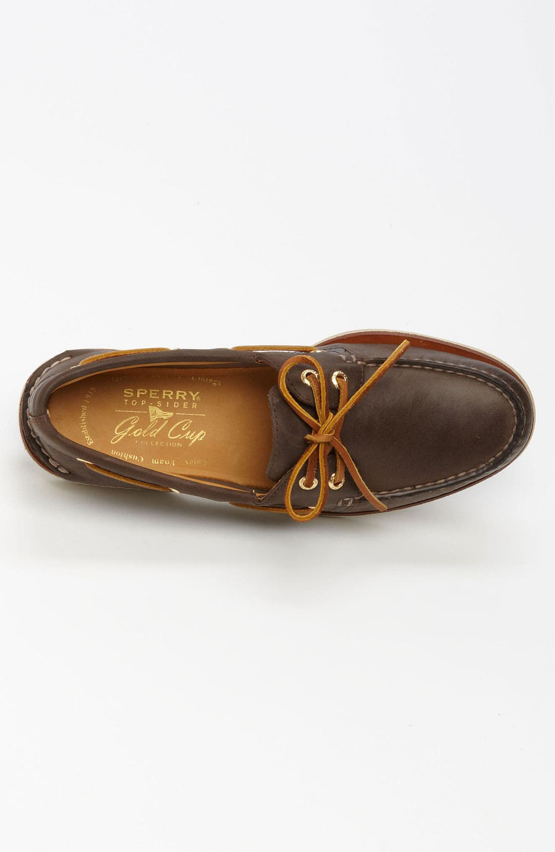 Alternate Image 3  - Sperry 'Gold Cup - Authentic Original' Boat Shoe (Men)