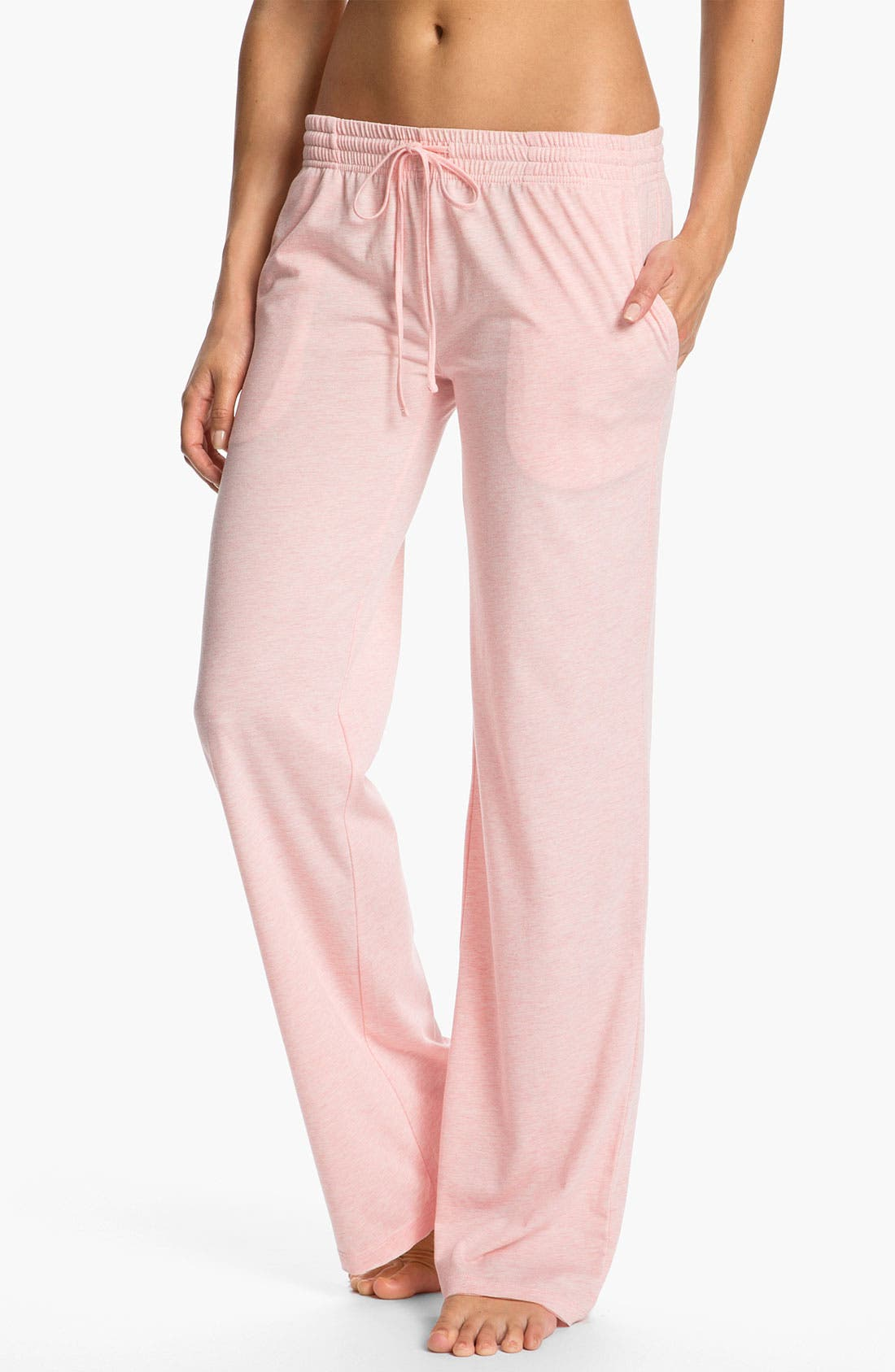Main Image - Daniel Buchler Heather Knit Lounge Pants