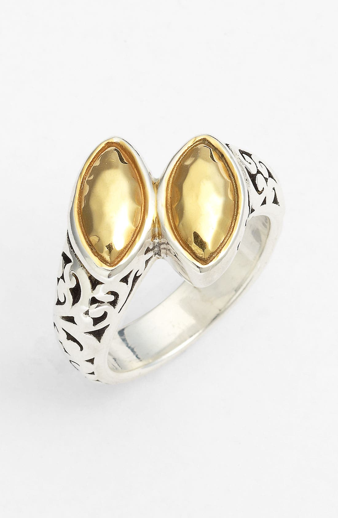 Alternate Image 1 Selected - Lois Hill 'Marquise' Overlap Ring