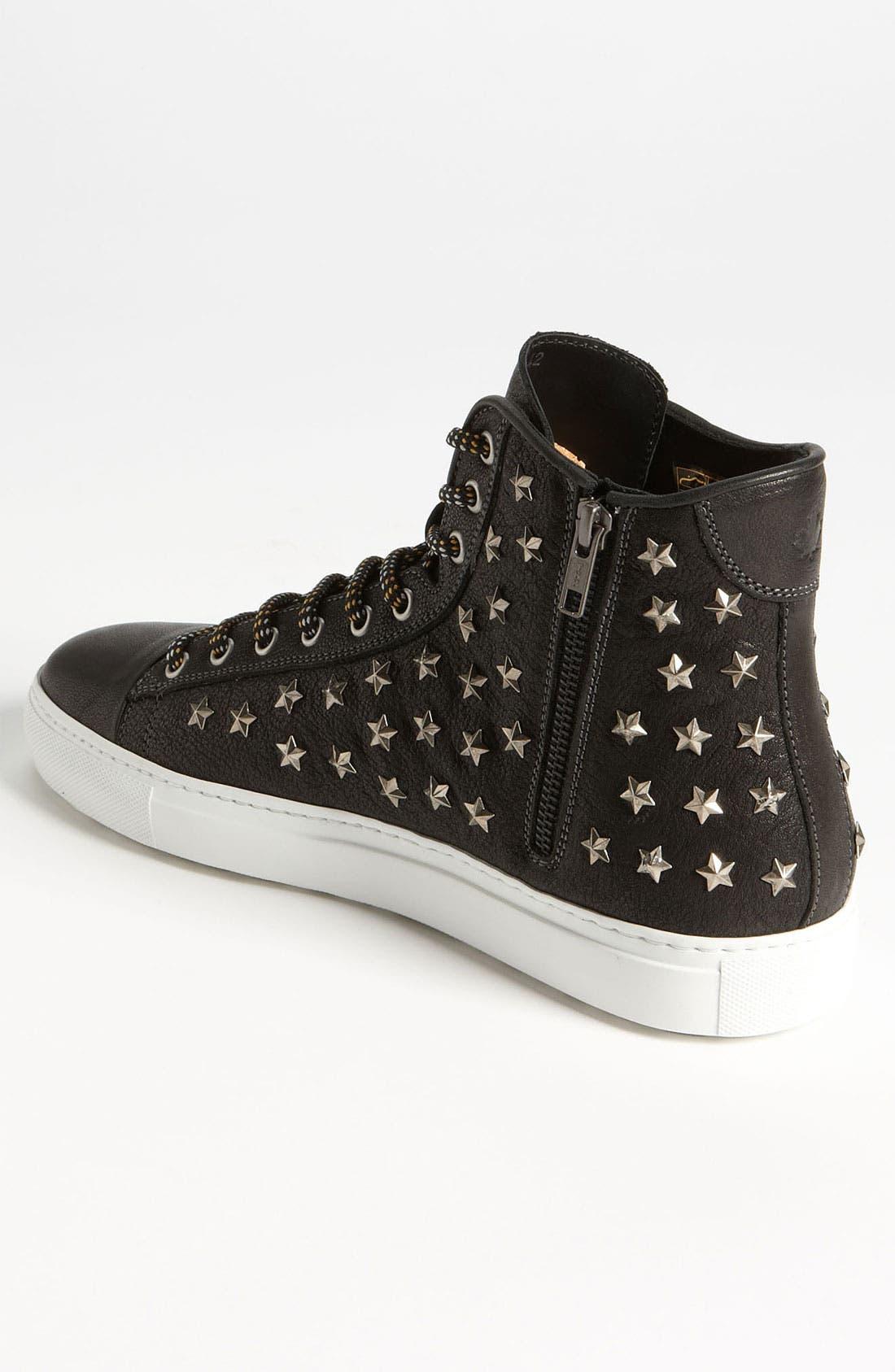 Alternate Image 2  - Dsquared2 Star Stud Sneaker