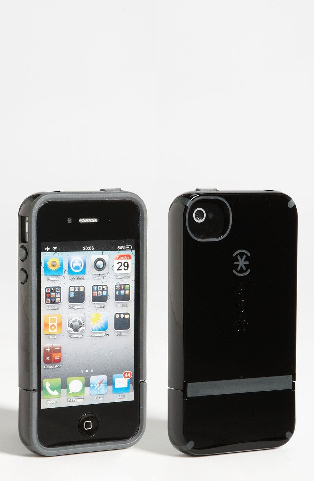 Alternate Image 1 Selected - Speck 'CandyShell Flip' iPhone 4 & 4S Case
