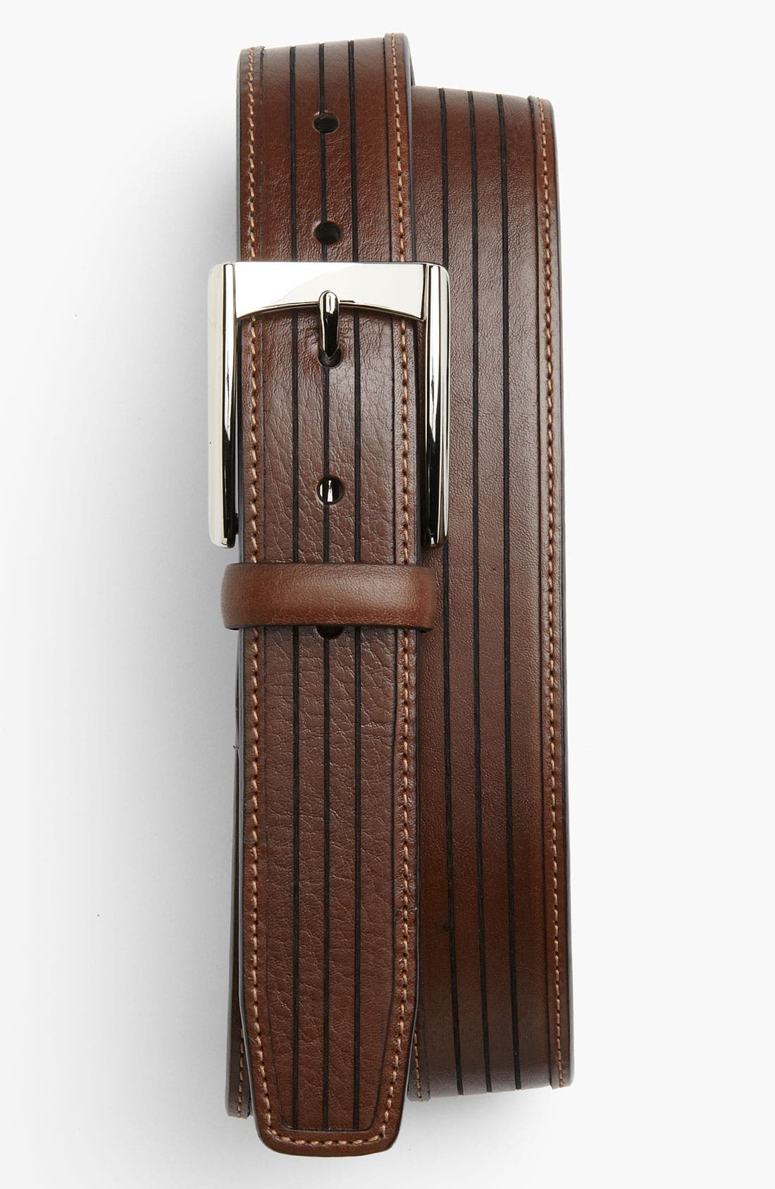 Alternate Image 1 Selected - Tommy Bahama 'Rocco' Leather Belt