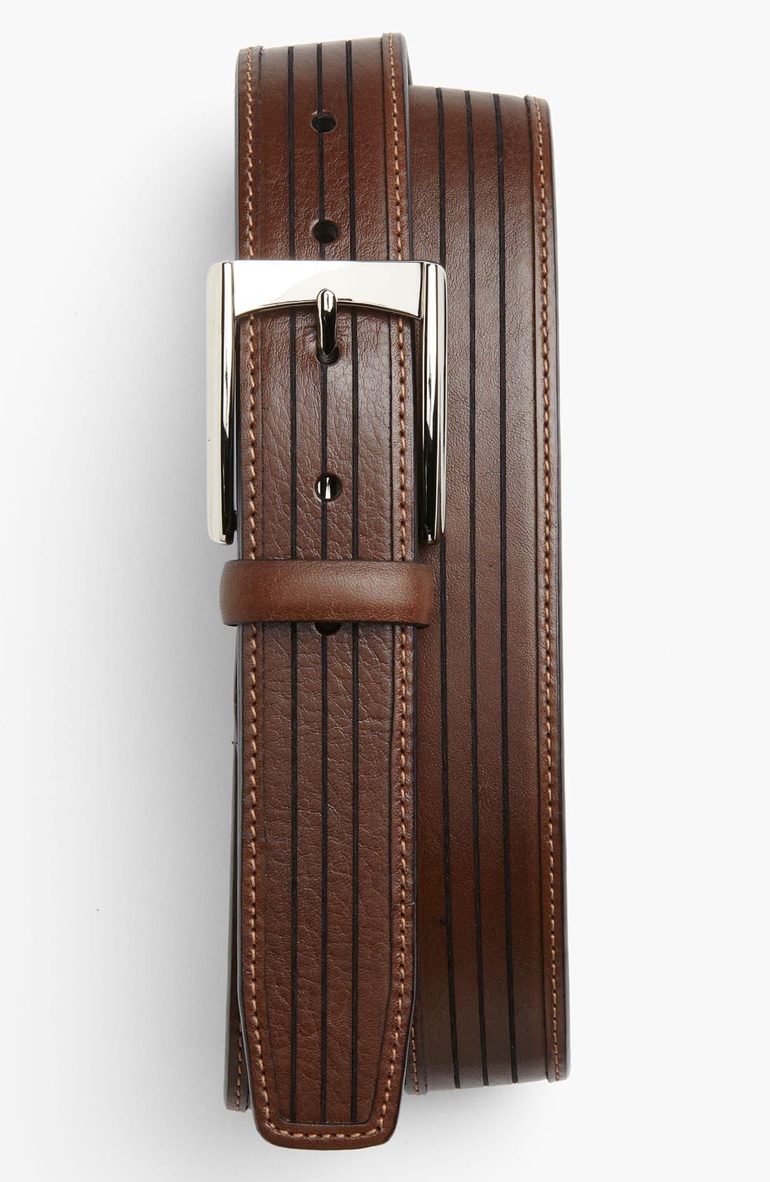 Main Image - Tommy Bahama 'Rocco' Leather Belt