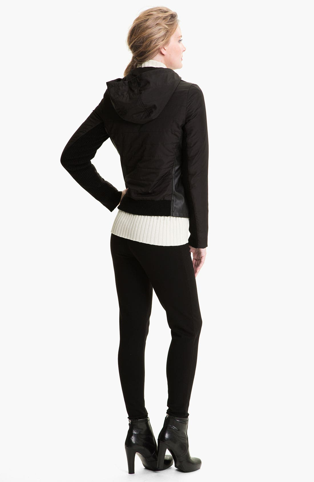 Alternate Image 5  - Lafayette 148 New York Cowl Neck Sweater