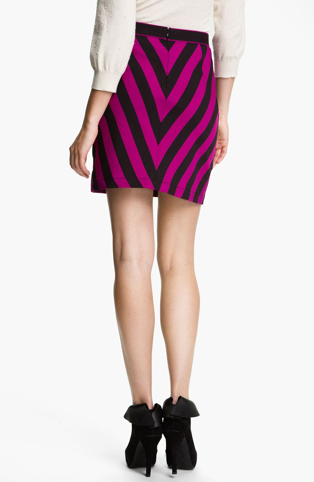 Alternate Image 2  - MARC BY MARC JACOBS 'Scooter' Stripe Skirt