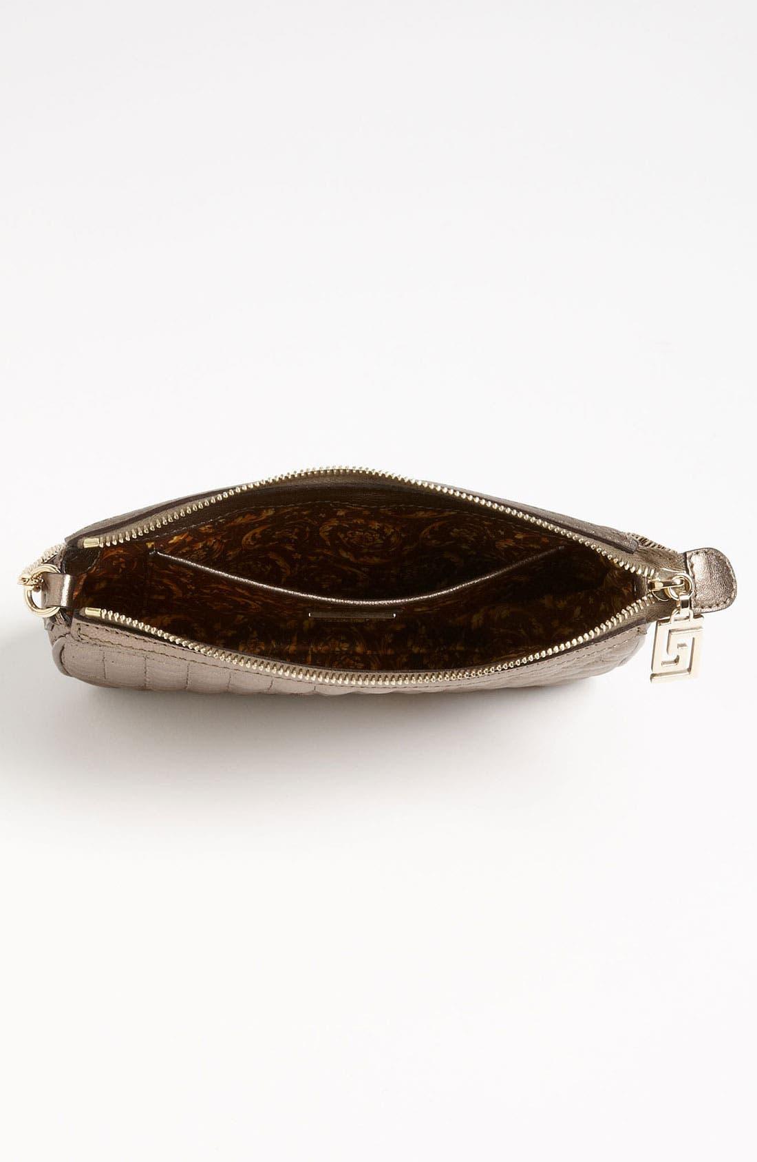 Alternate Image 3  - Versace 'Vanitas' Leather Crossbody Pouchette