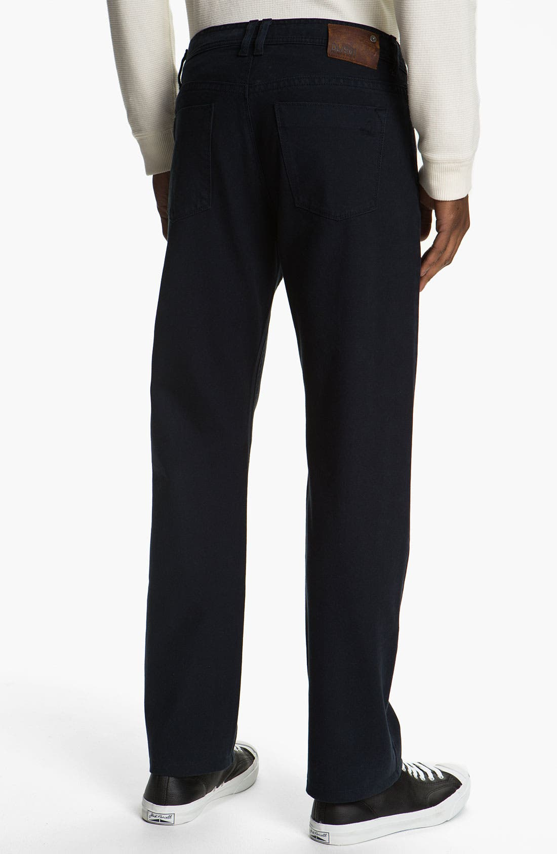 Alternate Image 2  - DL1961 'Vince' Straight Leg Jeans (Boxer)