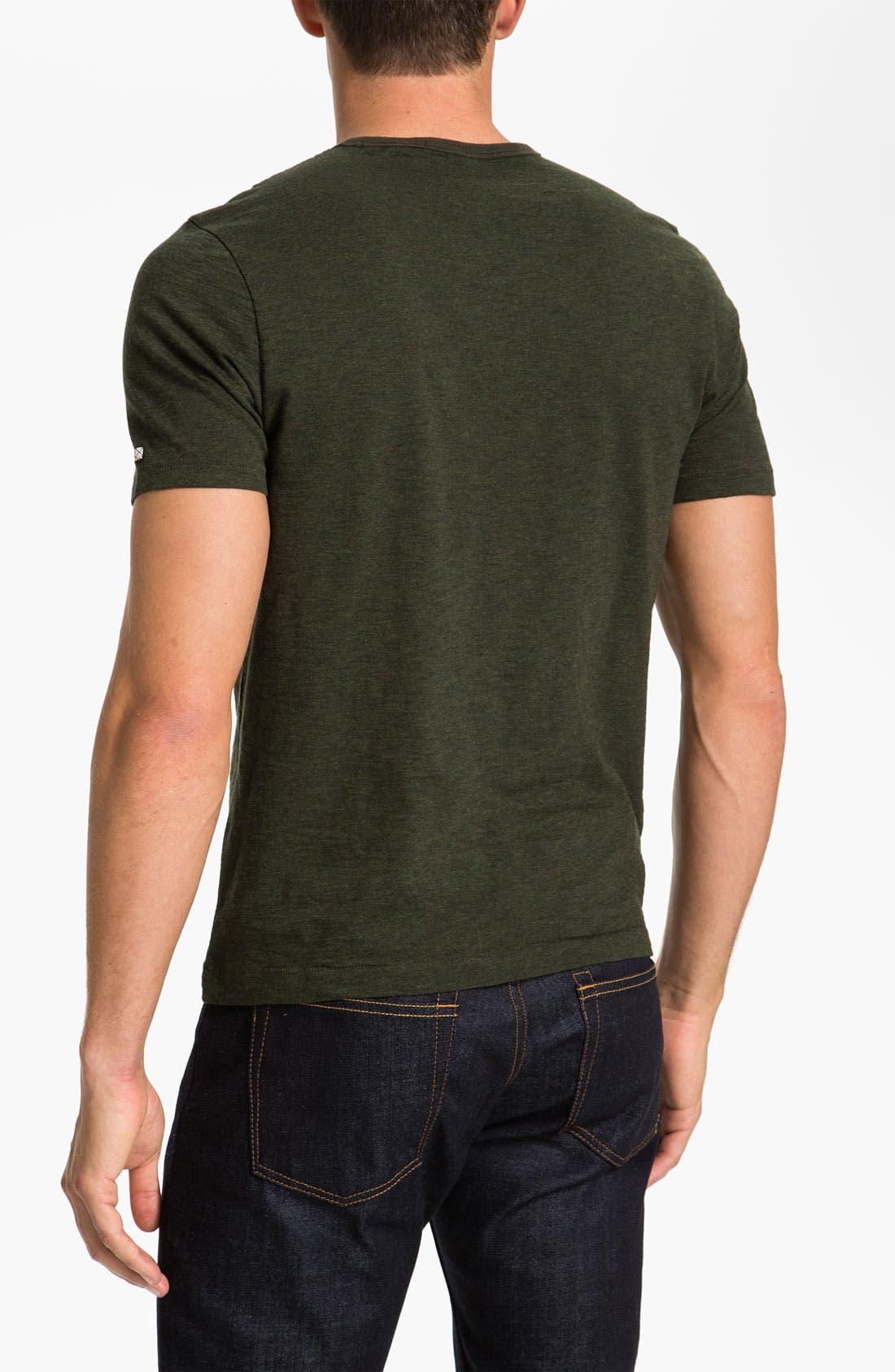 Alternate Image 2  - Original Penguin 'Bing' V-Neck T-Shirt