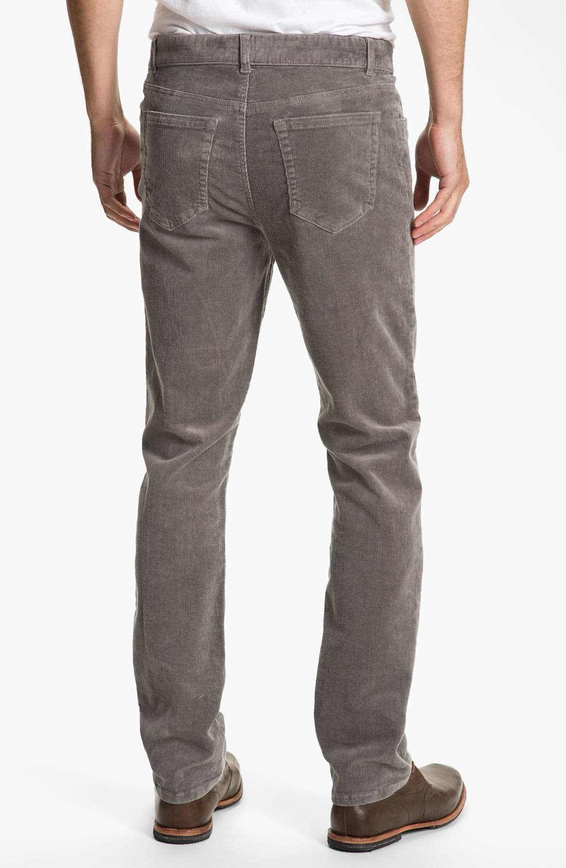 Alternate Image 1 Selected - 1901 Straight Leg Corduroy Pants
