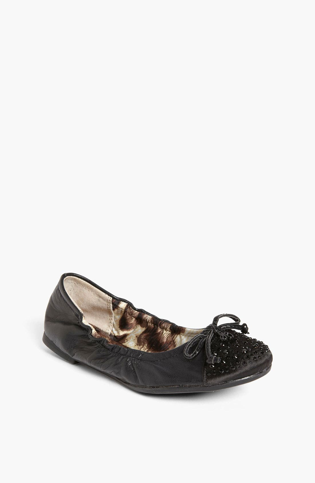 Alternate Image 1 Selected - Sam Edelman 'Beatrix' Flat (Toddler, Little Kid & Big Kid)