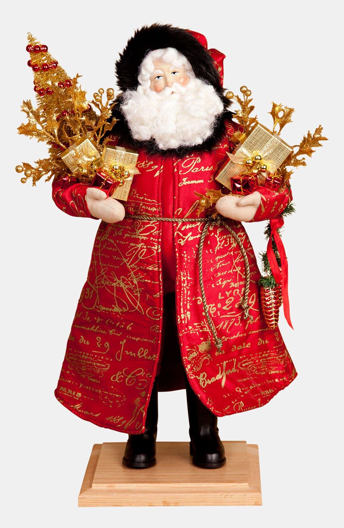 Alternate Image 1 Selected - Lynn Haney 'Memories of Christmas' Santa Figurine