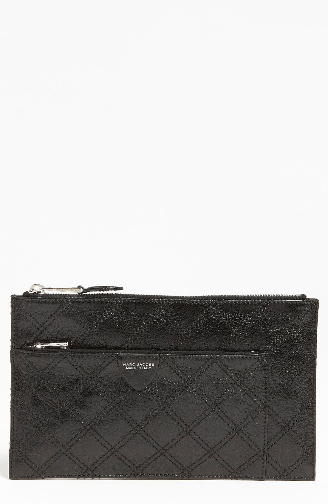 Alternate Image 1 Selected - MARC JACOBS 'Small' Leather Pouch