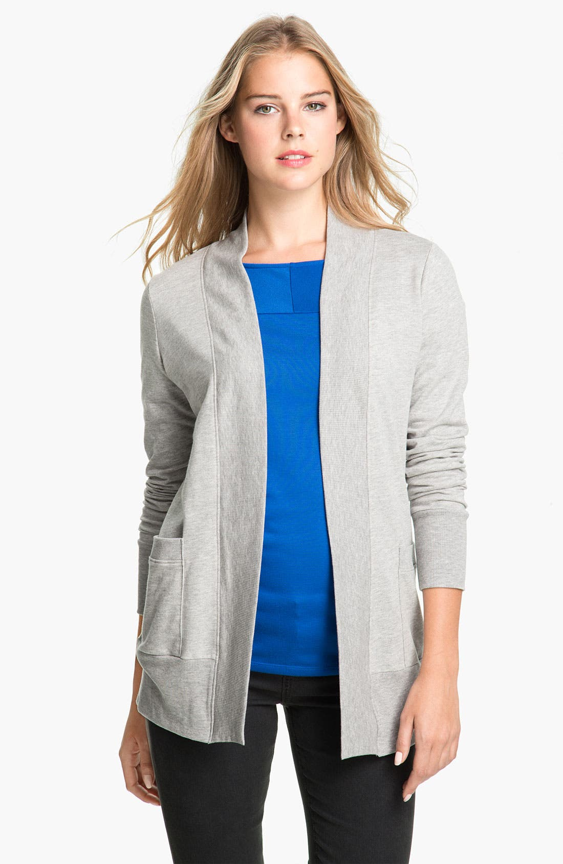 Alternate Image 1 Selected - Cielo Open Front Cardigan