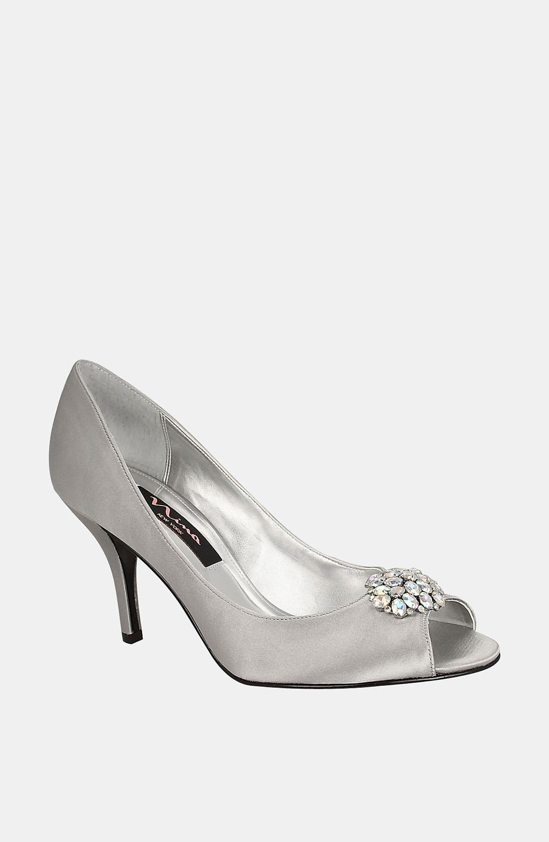 Main Image - Nina 'Fiery' Pump (Online Only)
