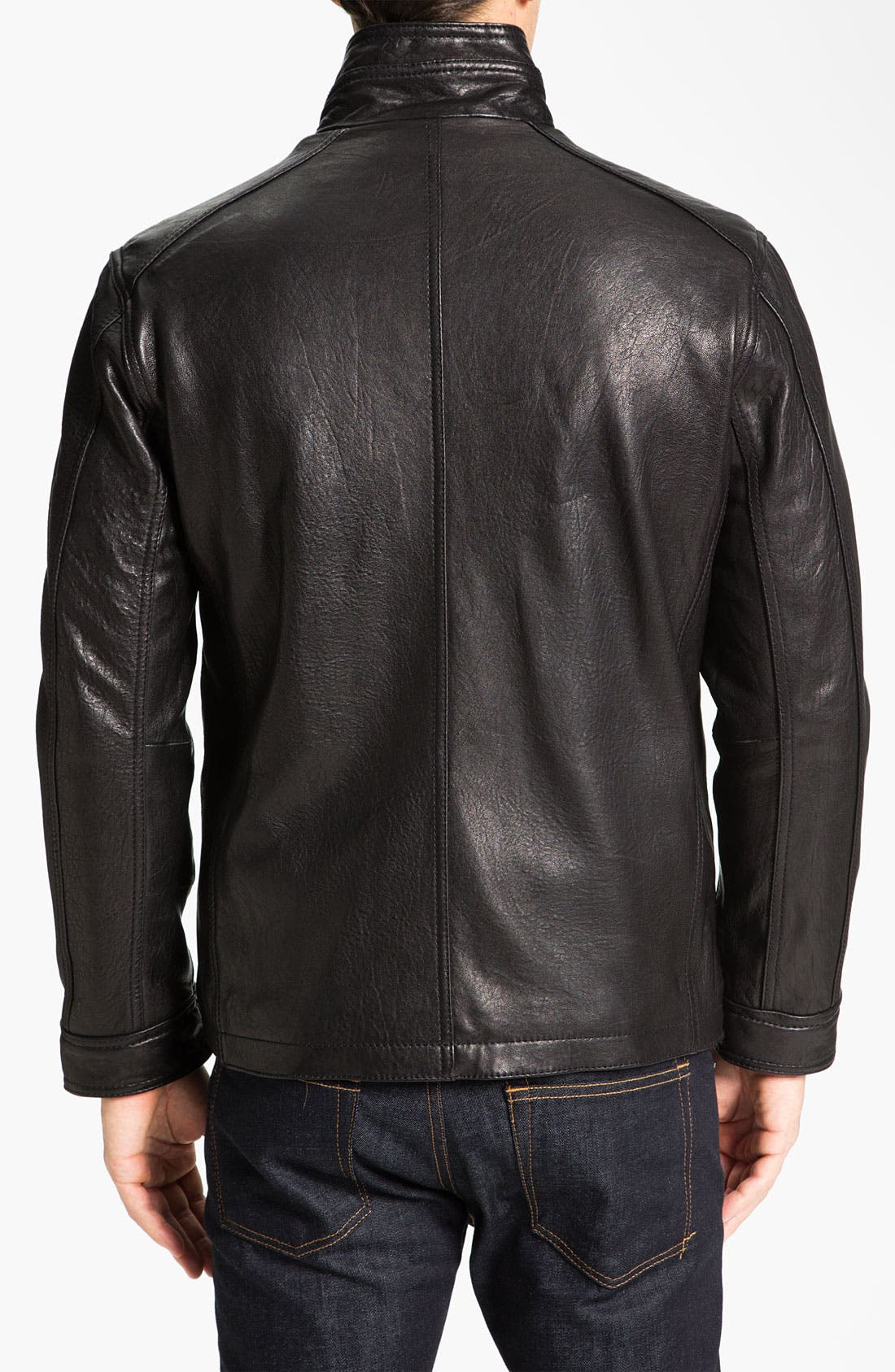 Alternate Image 2  - Marc New York by Andrew Marc 'Nolan' Leather Jacket