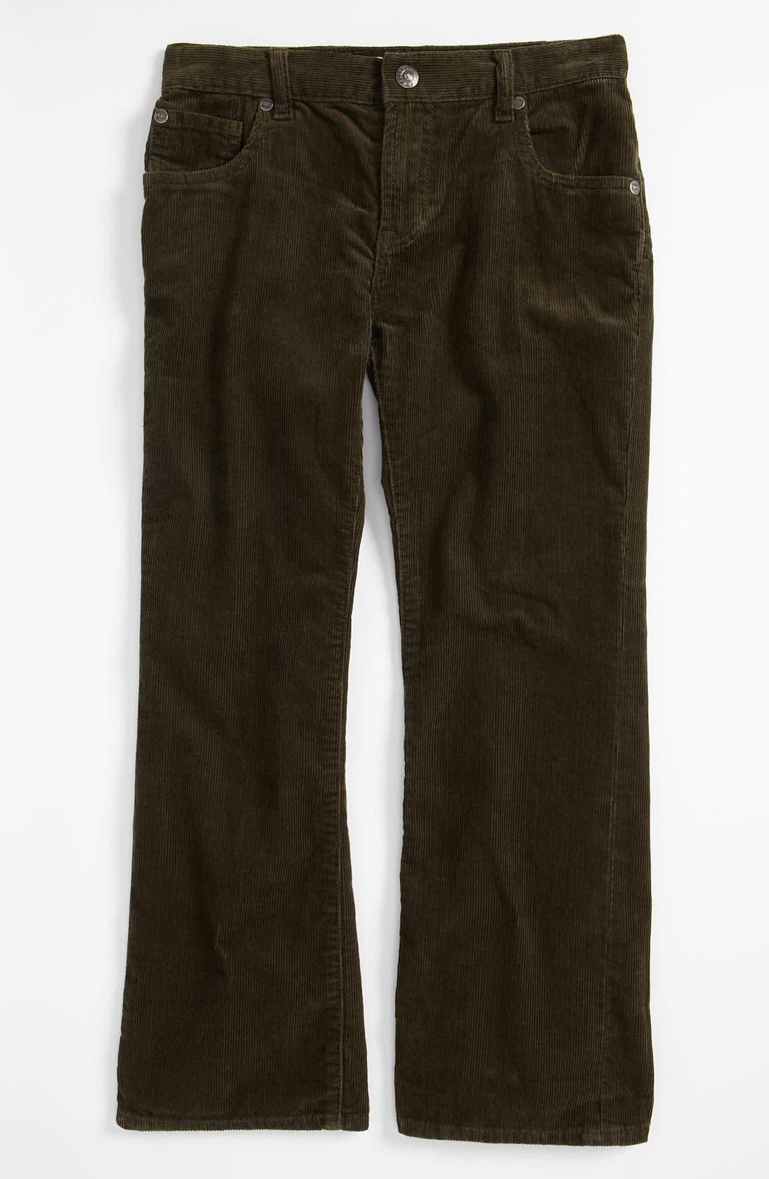 Main Image - Peek 'Sullivan' Corduroy Jeans (Toddler, Little Boys & Big Boys)