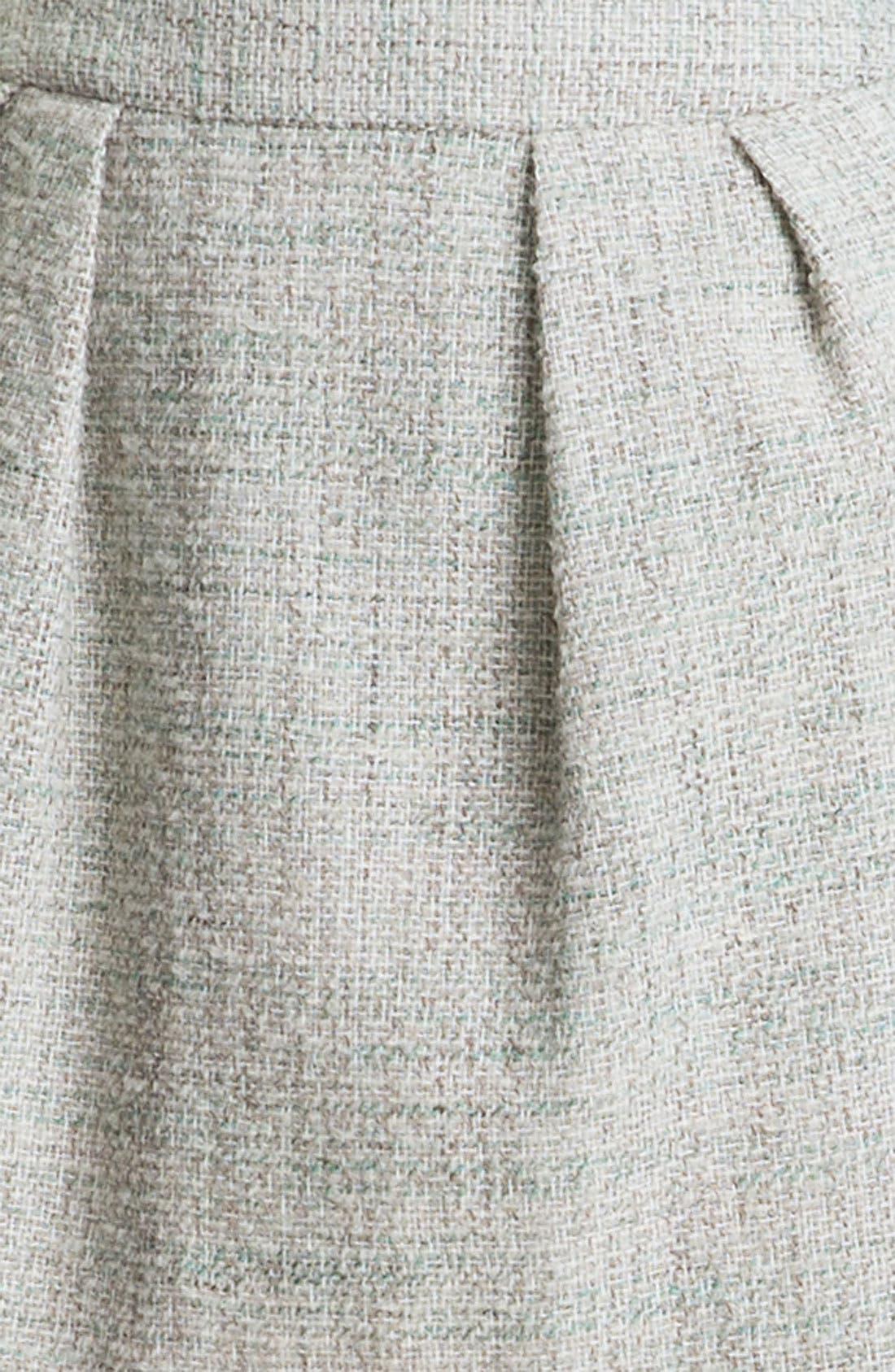 Alternate Image 5  - Theory 'Chablis' Tweed Miniskirt (Online Exclusive)
