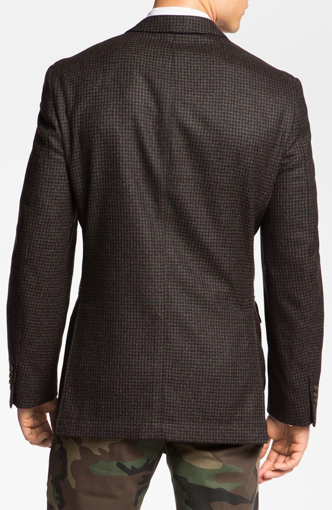 Alternate Image 2  - Kroon 'Harrison' Wool Sportcoat